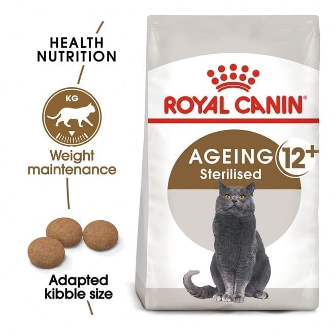 Royal Canin Aging Sterilised 12+