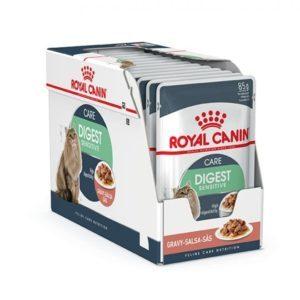 Royal Canin Digest Sensitive in Gravy 12x85 g
