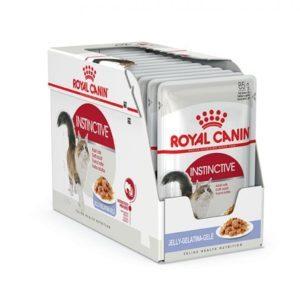 Royal Canin Instinctive in Jelly 12x85 g