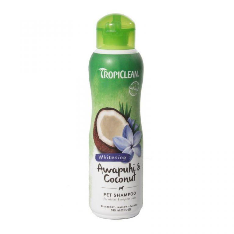 Tropiclean shampoo