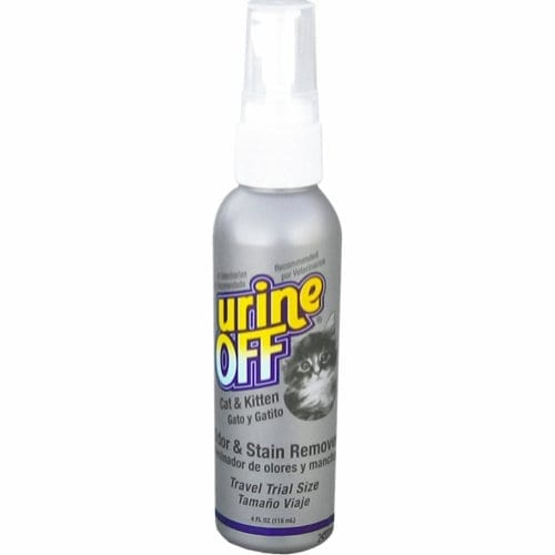 Urine Off Cat Spray
