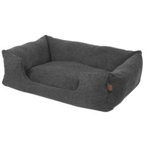 Hundeseng Fantail Snooze Epic Grey