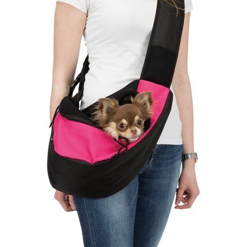 Sling Bæreveske Front for hund og katt 50x25x18cm Trixie