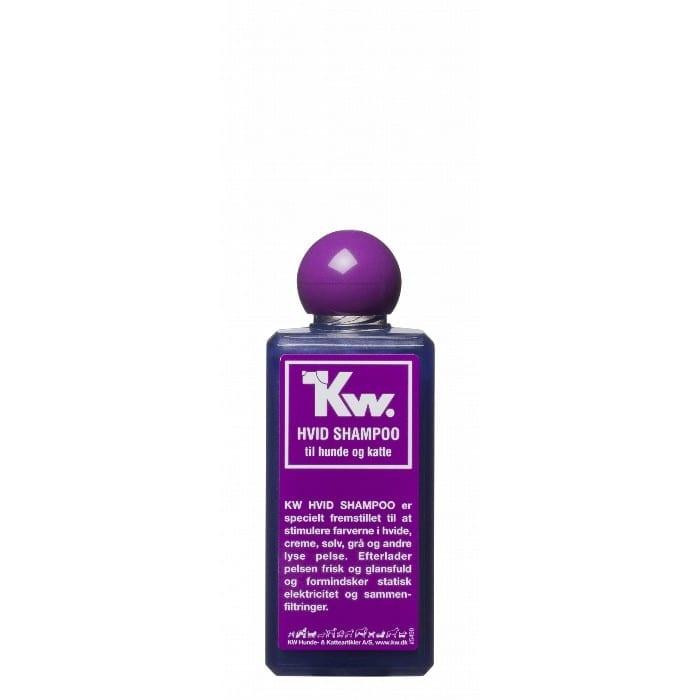 KW Hvit Shampo