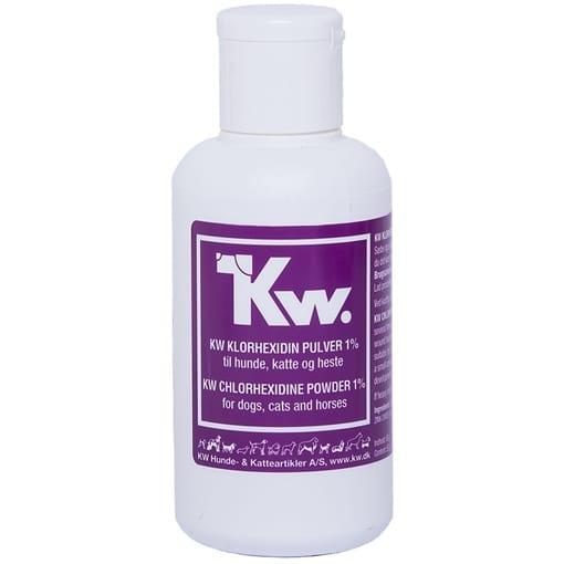 KW Klorheksidin Desinfiserende Pulver 1%