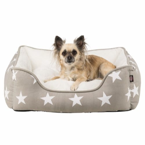 Trixie Stars Hund/katte seng Lysegrå