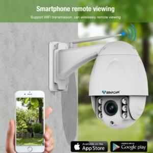 C34S-X4 350x90graders 2Mp vanntett kamera