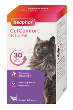 beaphar cat comfort refill beroligende til katt