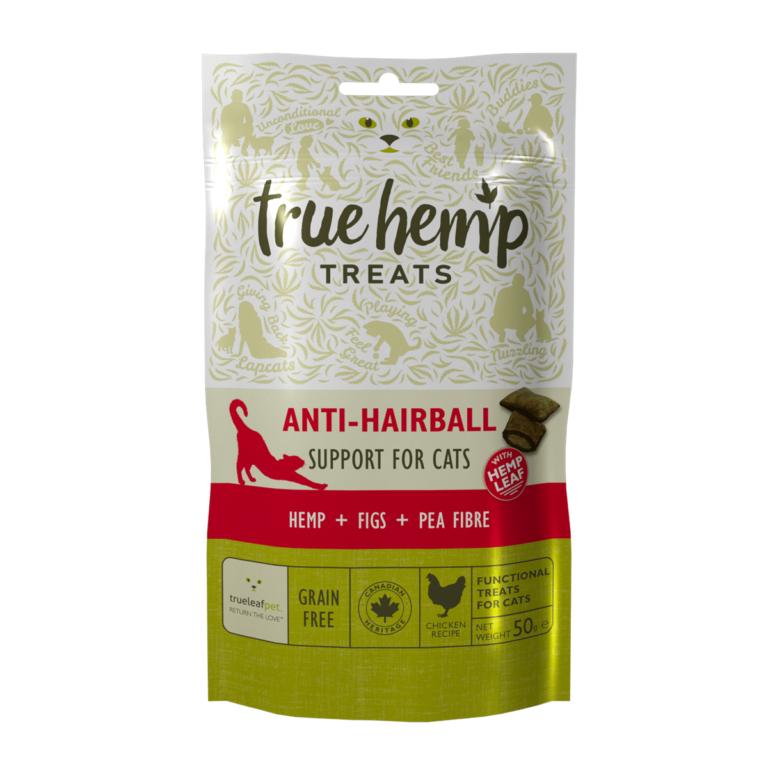 TRUE HEMP anti hairball