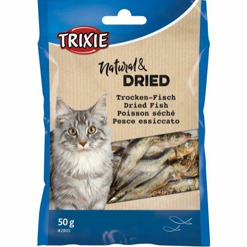 trixie tørrfisk kattesnacks