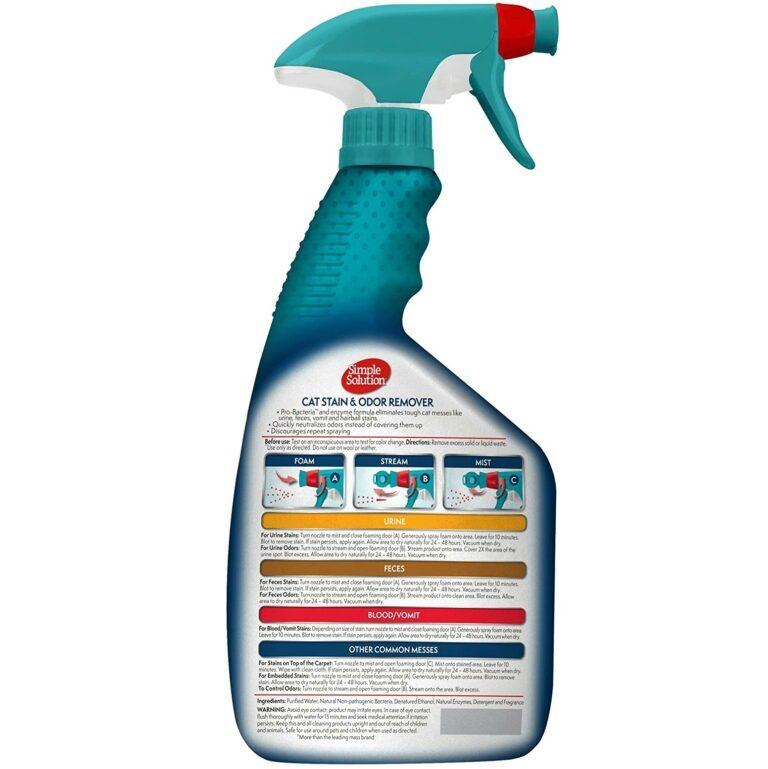 Simple Solution Ekstrem flekk og lukt fjerner