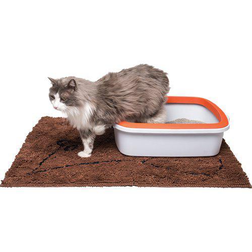 DGS Kattesand matte-cat litter matte 88x66CM