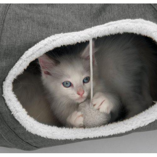 Kattetunell Catit vesper grå