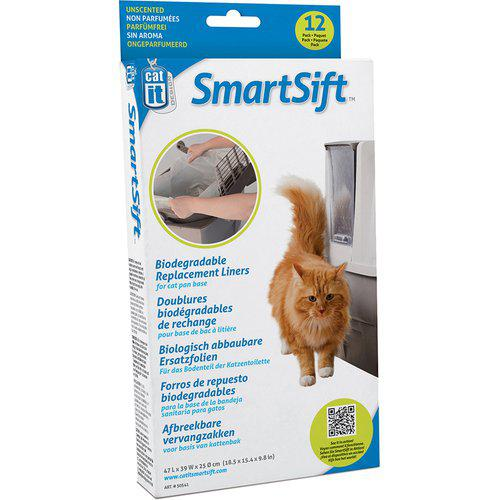 Poser SmartSift Litter Box toppskuff
