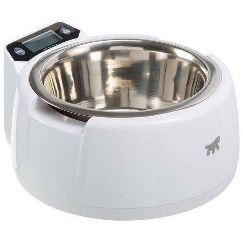 Matskål med vekt katt og hund