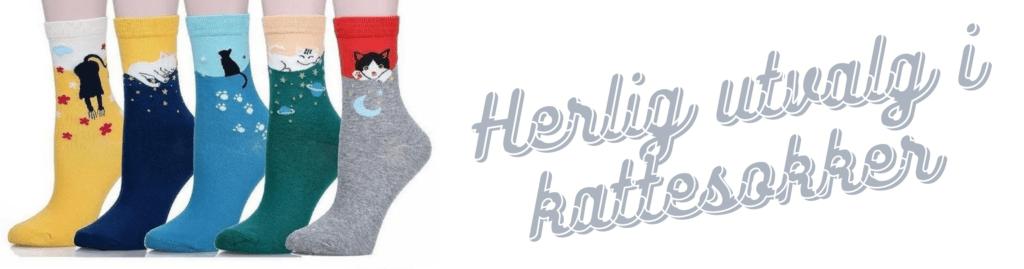 Familiekatten -sokker til katteeier