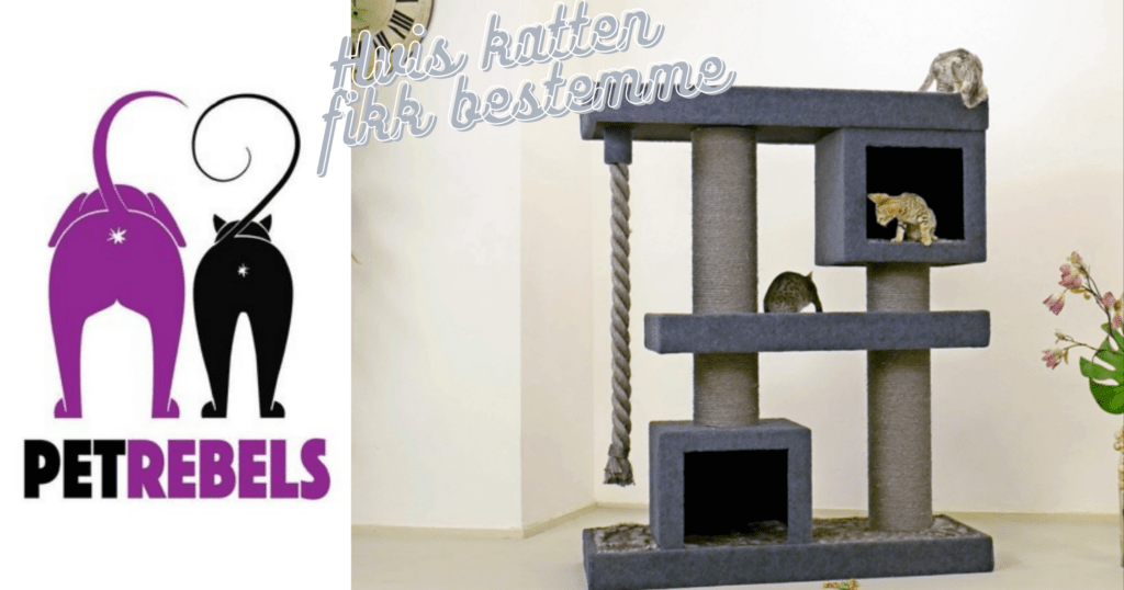 Petrebels Familiekatten